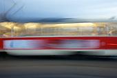 Blurred tram in Prague, Prague Street Photography   Pavel Gospodinov Photography   PAVEL GOSPODINOV PHOTOGRAPHY   Scoop.it