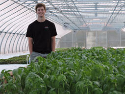 USA - Aquaponics enterprise grows from a youthful hobby into a business.   Aquaponics in Action   Scoop.it