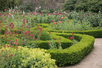 Preston Bissett Nurseries and Country Shop: Rousham is a lovely garden to visit near Lower Heyford   Essentially England - For English History and Food Lovers   Scoop.it