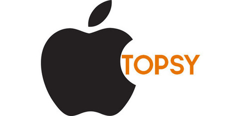 Apple guarda ai Social Media e acquista Topsy | Social Media Marketing | Scoop.it