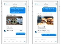 Facebook M virtual assistant will compete with Siri and Google Now | Technological Sparks | Scoop.it