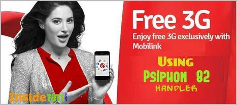 How To Use Free 3G Internet On Mobilink | SEO | Scoop.it