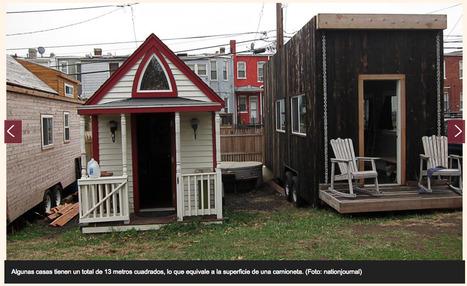 Los estadounidenses que viven en 'MICROCASAS de muñecas' | URBANmedias | Scoop.it