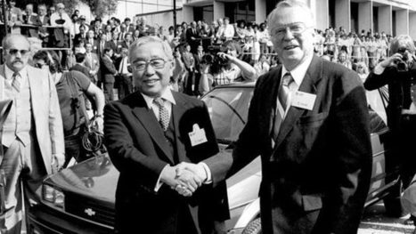 The Legacy of Eiji Toyoda | Businessweek | lean manufacturing | Scoop.it