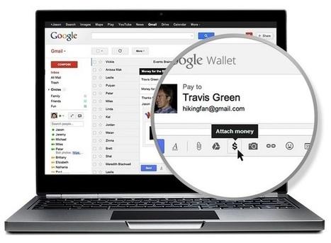 Google propose d'envoyer de l'argent par mail | Corporate Travel Management or Business Travel Management | Scoop.it