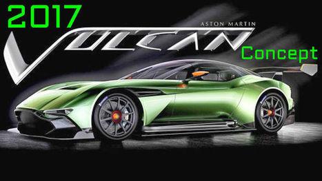 2017 Aston Martin Vulcan | cars | Scoop.it