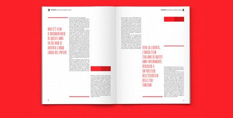 Magazine by Tommaso Dal Poz   LLGD.NET   Typography+Design   Scoop.it