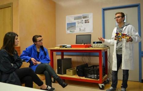 Castelnaudary. La science au rendez-vous à Andréossy - LaDépêche.fr | Manifestations culturelles scientifiques | Scoop.it