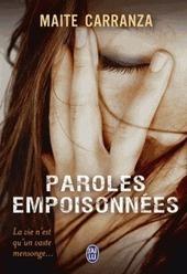 une critique sur le livre Paroles empoisonnées | J'écris mon premier roman | Scoop.it