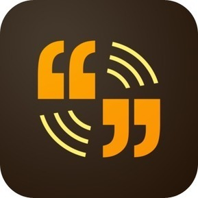 Adobe Voice - Show Your Story | iPads and Mobile Learning in Higher Education | Scoop.it