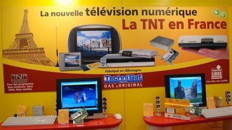 Les six nouvelles chaînes de la TNT gagnent du terrain | DocPresseESJ | Scoop.it