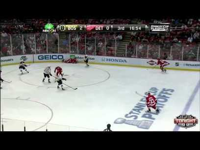Bruins @ Red Wings Highlights 04/22/14 | Social Media Branding | Scoop.it