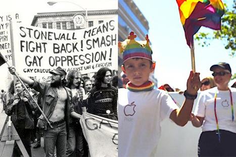 Gay Pride, White Privilege   THE DAILY EVOLVER   Conscious Evolution   Scoop.it
