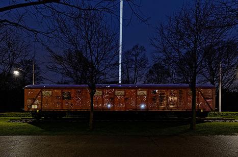 Yoko Ono au MAC: 68 000 visteurs et...un train | Le Mac LYON dans la presse | Scoop.it
