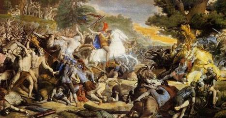 The Most Important Battles in Ancient Roman History | HistoryMs | Scoop.it