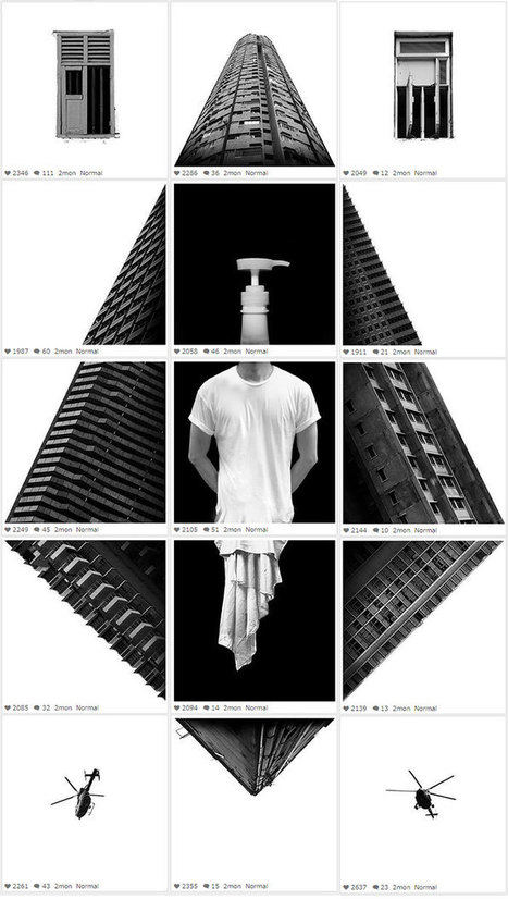 This Instagram Requires You To See The Bigger Picture To Understand It | ART  | Conceptual Photography & Fine Art | Scoop.it