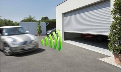Quels sont les avantages de la domotique sur une porte de garage ?   Rollec   APF Entreprises 34   Scoop.it