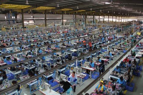 Ethiopia Draws Asia Manufacturing Interest | Made in Africa | Scoop.it