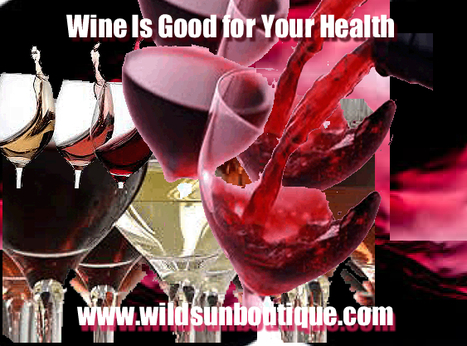 Wine Is Good for Your Health | Travel | Scoop.it