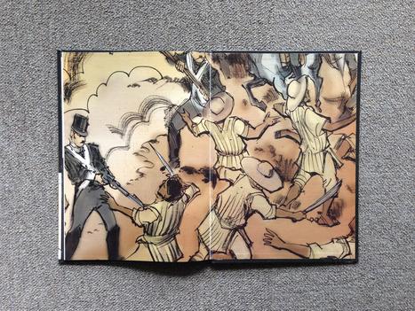 La historia dibujada de México | Arte y Cultura en circulación | Scoop.it