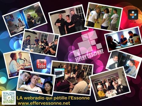 Audiences >> Né sur facebook, EffervEssonne en devient un des outsiders des médias Essonniens | Efferv'Essonne - La rédaction | Scoop.it