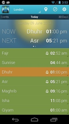 iPray Prayer Times & Qibla v1.4.2 | ApkLife-Android Apps Games Themes | Android Applications And Games | Scoop.it