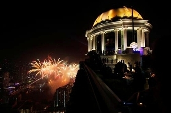 New Year's Eve in Thailand Celebrated with World's Highest Ball Drop | Living in Bangkok & Thailand | Scoop.it