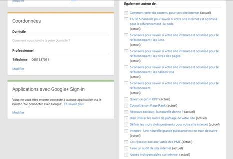 créer un site internet: 5 règles pour optimiser votre référencement naturel | Référencement web seo | Scoop.it