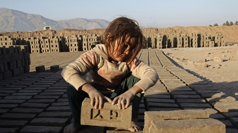 Who's responsible for child slavery? | NGOs in Human Rights, Peace and Development | Scoop.it