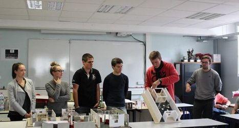 La visite studieuse d'étudiants allemands (21 oct 2016)   Revue de presse du Lycée Collège Vincent Auriol   Scoop.it