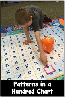 Conquering the Hundred Chart - Math Coach's Corner | Cool School Ideas | Scoop.it