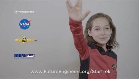 Winners of Future Engineers 3D Printing Star Trek Replicator Challenge Announced | More Commercial Space News | Scoop.it