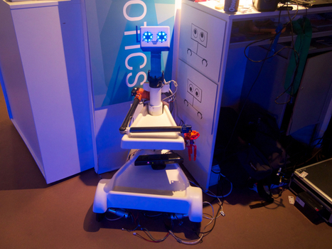 La génération VR s'expose au salon Laval Virtual | Bots and Drones | Scoop.it