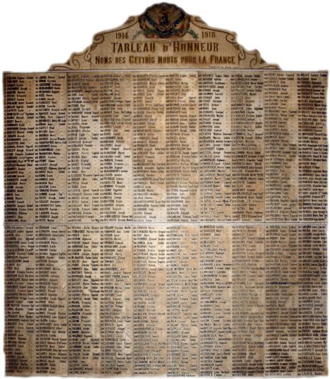 """Les Cettois Morts pour la France 1914 - 1918 : Sète - Les Sétois """"Morts pour la France"""" 1914 - 1918   Nos Racines   Scoop.it"""