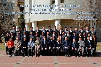 Chine : lancement d'un Executive MBA Aéronautique à Pékin | ENPC | Scoop.it