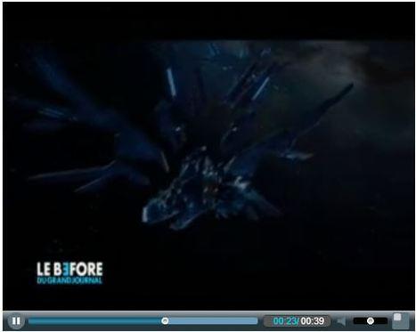 Le Before du grand Journal - Canal +   Jupiter Ascending - TV & Web Coverage   Scoop.it