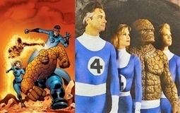 Marvel-lous - The Fantastic Four - Pulp Interest | Pulp Interest | Scoop.it