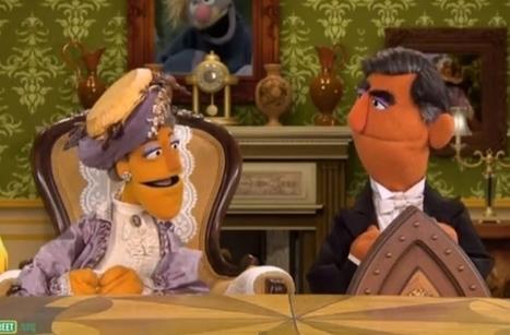 VIDEO: Downton Abbey versió Barri Sèsam | Cine, TV, Música i més coses | Scoop.it