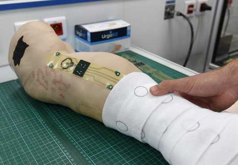Les pansements aussi deviennent intelligents | Vous avez dit Innovation ? | Scoop.it