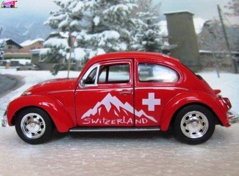 VOLKSWAGEN BEETLE VW COX GREETINGS FROM - Car Collector | Volkswagen Beetle | Scoop.it