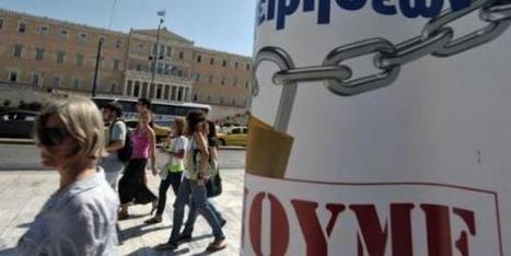 Poussés à bout, les Grecs renouent avec la grève générale | Humanite | Union Européenne, une construction dans la tourmente | Scoop.it