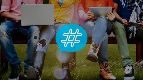 Infographie : de la bonne utilisation des hashtags | Pep'up convergence | Scoop.it