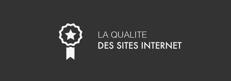 Les différents critères définissant la qualité des sites Internet | Blog UX & Ergonomie : Ergognome | Les Outils - Inspiration | Scoop.it