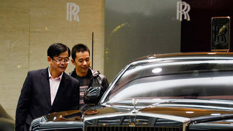 China's Crackdown on Conspicuous Consumption Hasn't Slowed Down Rolls-Royce   China economy   Scoop.it