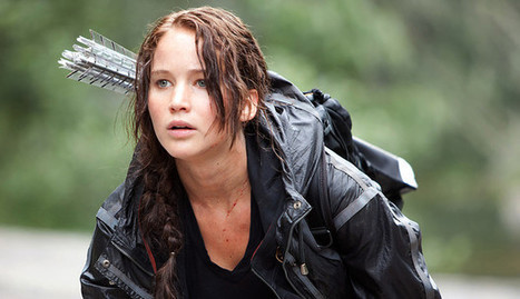 'The Hunger Games': Better to Read or Watch? - Bloomberg | Love Books | Scoop.it