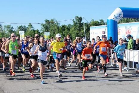 Over 300 runners Run for the Lobster - NG News | Helping Hotels | Scoop.it