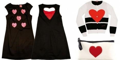 Dillo con il Cuore!! Abiti, felpe, t-shirt e borse romantiche   Moda Donna - sfilate.it   Scoop.it