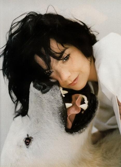 PHOTO:Björk photographed by Jean Baptiste Mondino | SongsSmiths | Scoop.it