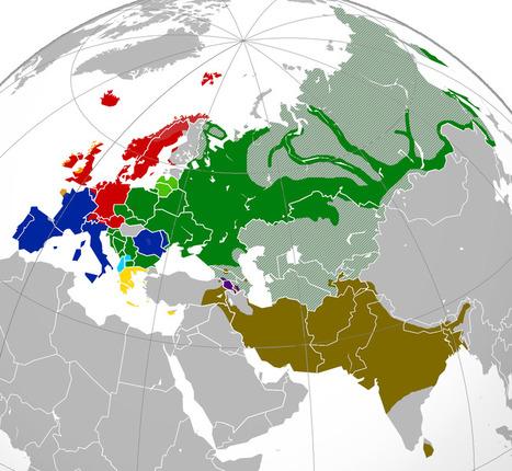 Finalement, la langue française serait plutôt née en Turquie - Rue89 | Merveilles - Marvels | Scoop.it
