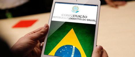 Senado lança Constituição em formato de livro digital   publiki   Evolução da Leitura Online   Scoop.it